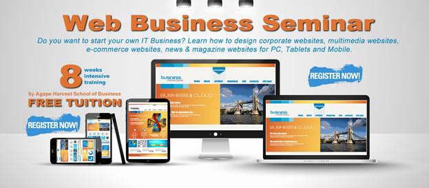 web-business-seminar
